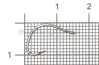 Крючок KOI Kaizu Ring №12