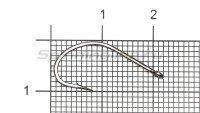 Крючок Maruseigo Ring №14