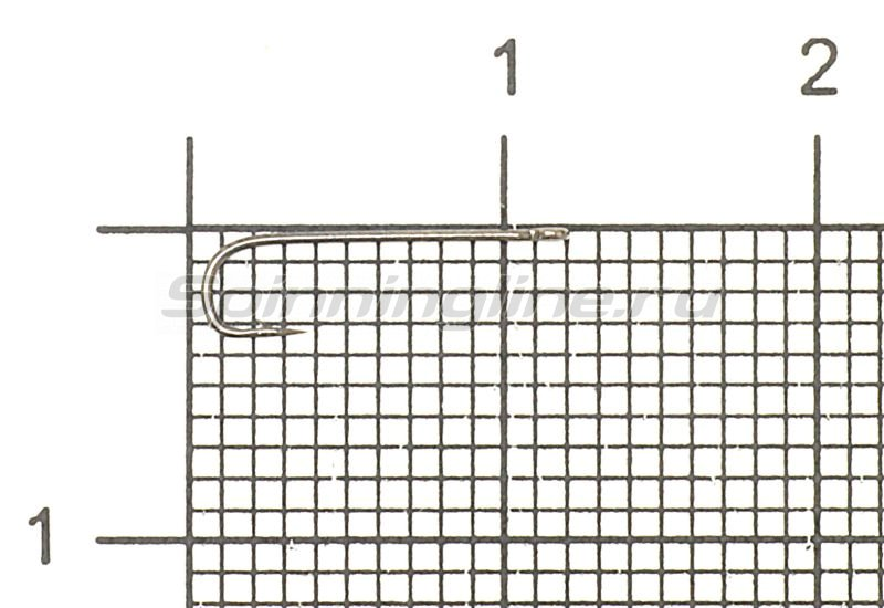 Крючок Round Bend №16 -  1