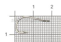 Крючок KOI Tanago Ring №12