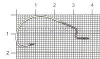 Крючок Wide Range Worm №2