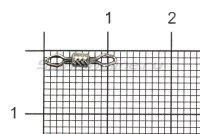 Вертлюг Econom Series Diamond Eye Imprssed Rolling Swivel №8