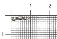 Вертлюг Econom Series Diamond Eye Imprssed Rolling Swivel №10