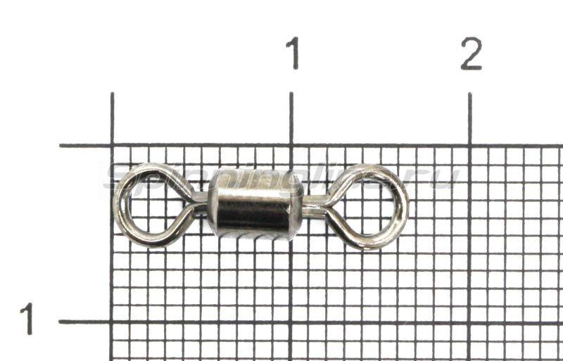 Вертлюг Hitfish Econom Series Rolling Swivel №2 -  1