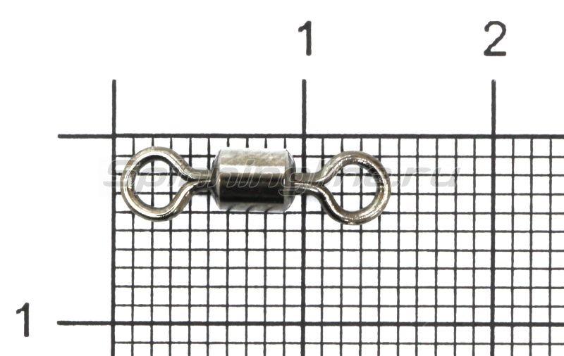 Вертлюг Hitfish Econom Series Rolling Swivel №4 -  1