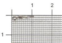 Вертлюг с застежкой Cralusso Swivel With Side Line Clip №12