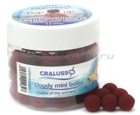 Бойлы Cralusso Pop-Up Mini Boilie Pepper sausage Cloudy 12мм 40гр