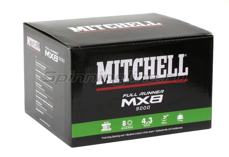 Катушка Mitchell Full Runner MX8 9000 -  6