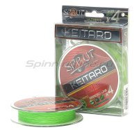 Шнур Sprut Keitaro Ultimate Braided Line x4 140м 0,14мм Neon Green