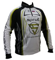 Футболка Sprut Team of Anglers Limited Edition White/Black/Gold/ XXL