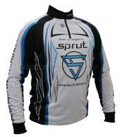 Футболка Sprut Team of Anglers White/Black/Blue/ S