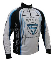 Футболка Sprut Team of Anglers White/Black/Blue/ M