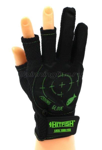 Перчатки Hitfish Glove-02 XL зеленый, арт. HFFG-02-XL – купить по цене 811 рублей в Москве и по всей России в рыболовном интернет-магазине Spinningline