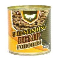 """Семена """"Конопля Greenfishing вареная"""" 100% 430гр"""