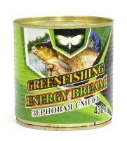 Зерновой микс Greenfishing Лещ Энерджи 430гр