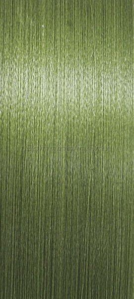 """Шнур """"№ONE"""" Superior X4 100м 0,18мм navi green -  2"""