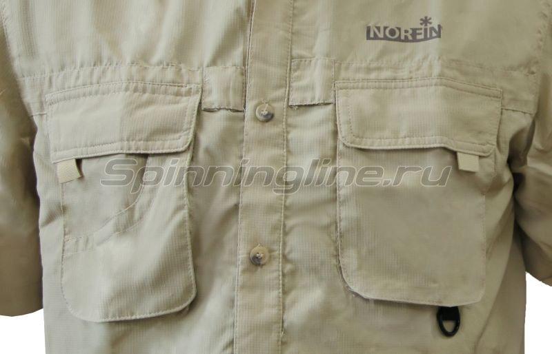 Рубашка Norfin Cool Sand XXL -  2