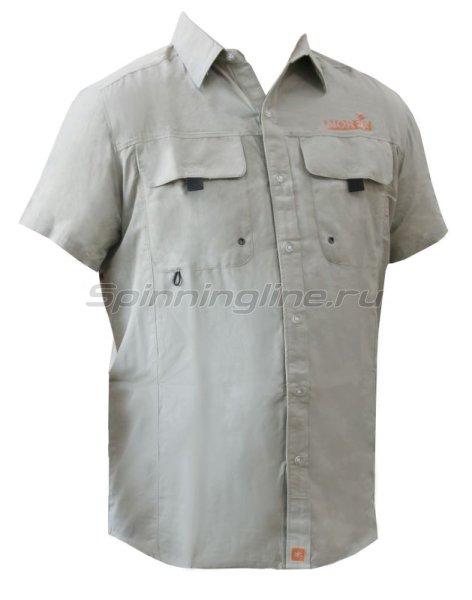 Рубашка Norfin Focus Short Sleeves Gray M -  1
