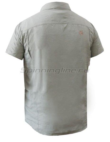Рубашка Norfin Focus Short Sleeves Gray M -  3
