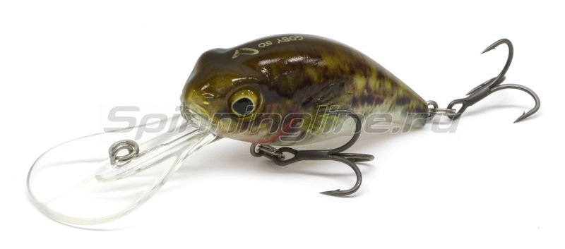 Воблер Savage Gear 3D Goby Crank 50F Goby -  1