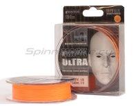 Шнур Akkoi Mask Ultra X4 130м 0,08мм orange