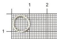 Кольцо заводное Stinger ST-6008-100