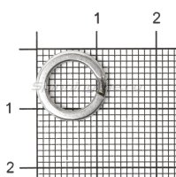 Кольцо заводное Stinger ST-6088-1,6*12