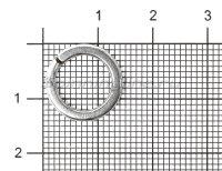 Кольцо заводное Stinger ST-6088-1,8*14