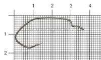Крючок PowerGrip STH-73BN №1/0
