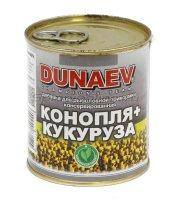 Добавка для прикормки Dunaev Конопля Кукуруза 320мл