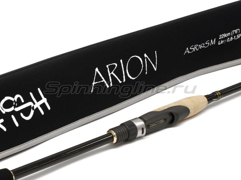 Спиннинг Crazy Fish Arion 762S-ML -  6
