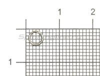 Кольца заводные Lucky John Split Rings 5117 4мм/ 3кг