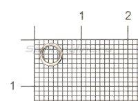 Кольца заводные Lucky John Split Rings 5117 4,6мм/ 4кг