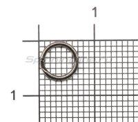 Кольца заводные Lucky John Split Rings 5117 6,8мм/ 6кг
