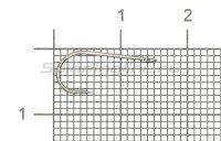 Крючок Allround CA126 №8