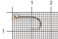 Мормышка свинцовая с коронкой Shape MA08 медь