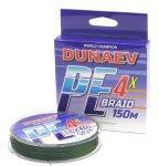 Плетеный шнур Dunaev Braid PE X4