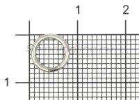 Заводное кольцо Akkoi Snap SR01 8