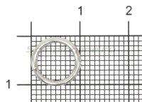 Заводное кольцо Akkoi Snap SR01 10