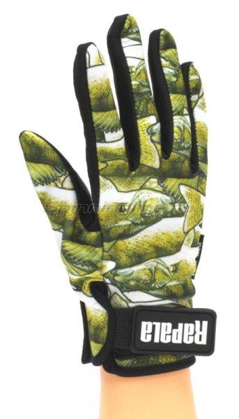 Перчатки Rapala Stretch Grip L -  1