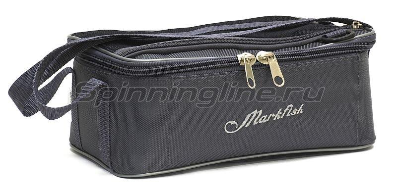 Кофр для снастей Markfish малый серый – купить по цене 708 рублей в Москве и по всей России в рыболовном интернет-магазине Spinningline
