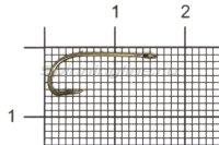 Крючок Maruto 4340BR №10