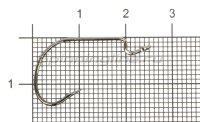 Крючок Maruto 3314BN №4