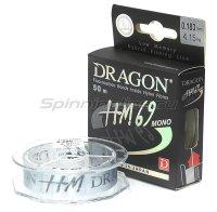 Леска Dragon HM69 Pro 50м 0,081мм
