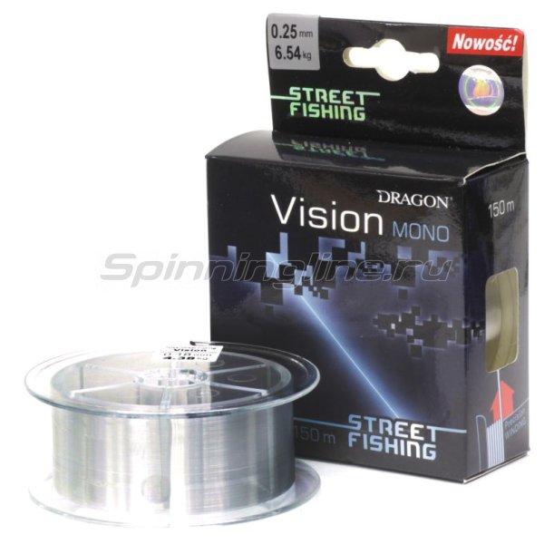 Леска Dragon Street Fishing Vision 150м 0,12мм -  1