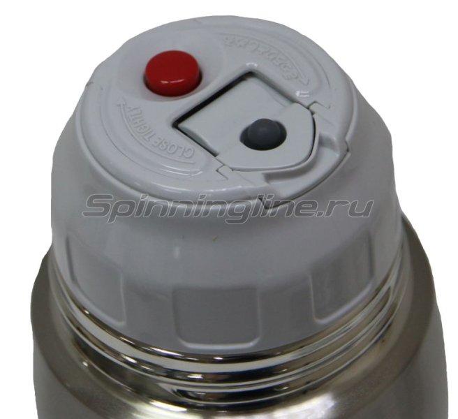 Термос Zojirushi SJ-JS10-XA 1,0л стальной -  2