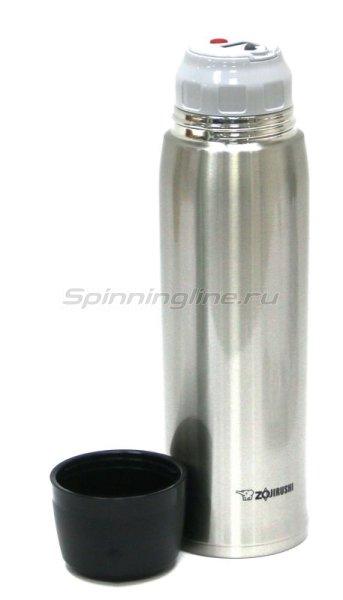 Термос Zojirushi SJ-JS10-XA 1,0л стальной -  3
