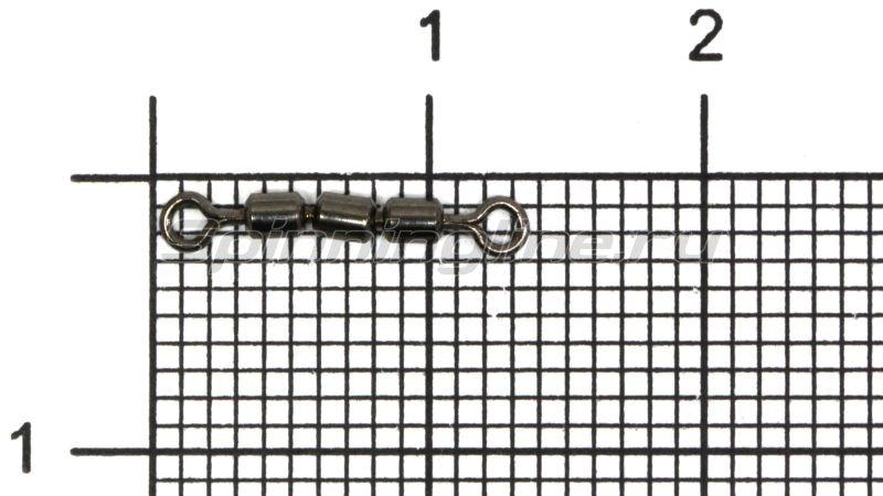 Вертлюг тройной Flagman Swivel X-3 №12 -  1