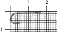 Крючок Flagman F55 Hook №8