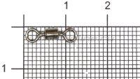 Вертлюг Daiwa Easy Roll Wirbel №6